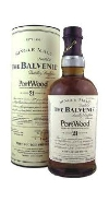THE BALVENIE PORT WOOD  21 YEAR 750ML Thumbnail