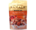 SAHALE ALMONDS GLAZED NUTS 4 OZ Thumbnail