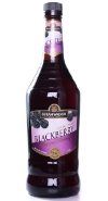 HIRAM WALKER BLACKBERRY BRANDY 1L Thumbnail