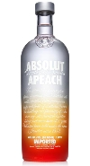 ABSOLUT APEACH VODKA 1L Thumbnail