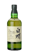 HAKUSHU JAPANESE WHISKEY 12 YEAR 750ML Thumbnail