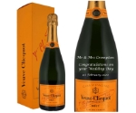 VEUVE YELLOW ENGRAVED Thumbnail