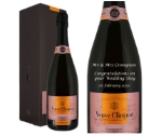 VEUVE CLICQUOT ROSE VINTAGE ENGRAVED     Thumbnail