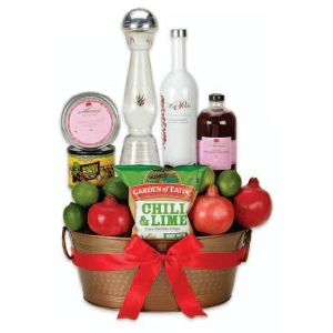 Mel Rose Pomegranate Margarita Gift Baskets Los Angeles