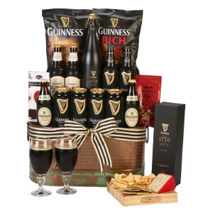 GUINNESS GREATNESS GIFT BASKETS