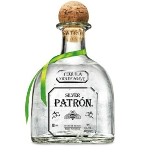 Mel Rose Patron Silver Tequila 1 75l Spirits Los Angeles