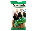 NEWMAN'S OWN SALTED PRETZEL STICKS 8OZ   Thumbnail