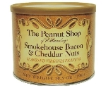 THE PEANUT SHOP BACON & CHEDDAR PEANUTS  Thumbnail