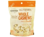 WOODSTOCK ALL-NATURAL CASHEWS RO.&SALTED Thumbnail