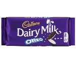 CADBURY DAIRY MILK OREO BAR 120G         Thumbnail