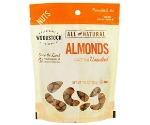 WOODSTOCK ALL-NATURAL ALMONDS RO+NO SALT Thumbnail