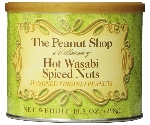 THE PEANUT SHOP WASABI PEANUTS TIN       Thumbnail