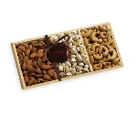 TORN RANCH DELUXE NUT TRIO WOOD TRAY     Thumbnail