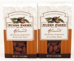 NUNES FARMS ROASTED SEA SALT ALMONDS     Thumbnail