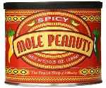 THE PEANUT SHOP SPICY MOLE PEANUTS TIN   Thumbnail