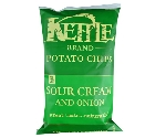 KETTLE  SOUR  CREAM ONION & CHIVES 5OZ   Thumbnail
