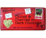 CHOCOLOVE CHILIES & CHERRIES DARK CHOC   Thumbnail