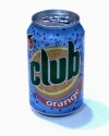 CLUB ORANGE SODA 330ml CAN               Thumbnail