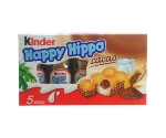 KINDER HAPPY HIPPO COCOA CREAM 5PC BOX   Thumbnail