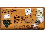 CHOCOLOVE ALMONDS SEASALT DARK CHOCOLATE Thumbnail