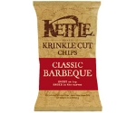KETTLE KRINKLE CUT CLASSIC BARBEQUE 14OZ Thumbnail