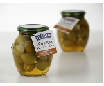 DELALLO ALMOND STUFFED OLIVES 7OZ JAR    Thumbnail