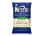 KETTLE CHIPS SEA SALT & VINEGAR ORGANIC  Thumbnail