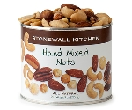 STONEWALL HAND MIXED NUTS 9OZ TIN        Thumbnail