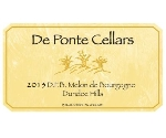 DE PONTE CELLARS MELON 13 Thumbnail