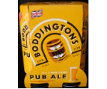 BODDINGTONS PUB ALE 4PACK/12OZ CANS      Thumbnail