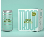 TROOP MOJITO HANDCRAFTED COCKTAIL 4 PACK Thumbnail