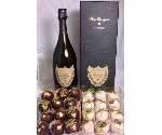DOM PERIGNON & CHOCOLATE STRAWBERRIES    Thumbnail
