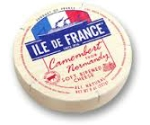 CHEESE - ILE DE FRANCE CAMEMBERT WHEEL   Thumbnail