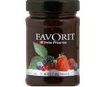 FAVORIT SWISS PRESERVES FOREST BERRIES   Thumbnail