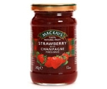 MACKAYS STRAWBERRY PRESERVES W CHAMPAGNE Thumbnail