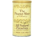 THE PEANUT SHOP ALL NATURAL PISTACHIOS   Thumbnail